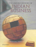The Oxford History of Indian Business Business In The Modern Period Charts