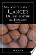 Men don't talk about ... Cancer of the Prostate and Depression