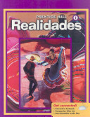 Prentice Hall Spanish Realidades Level 1 Student Edition 2008c