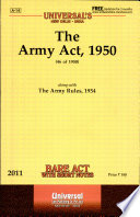 The Army Act