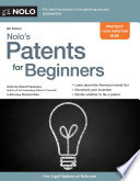 Nolo s Patents for Beginners