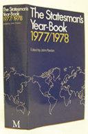 The Statesman's Year-Book 1977-78