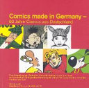 Comics made in Germany