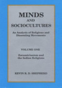 Minds and Sociocultures  Zoroastrianism and the Indian religions