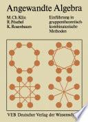 Angewandte Algebra für Mathematiker und Informatiker