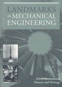 Landmarks in Mechanical Engineering