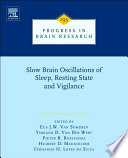 Slow Brain Oscillations of Sleep  Resting State and Vigilance