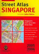 Singapore Street Atlas