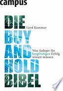 Die Buy and Hold Bibel