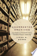 Unarrested Archives