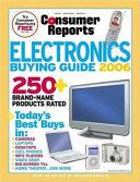 Electronics Buying Guide 2006