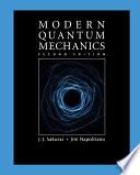 Modern Quantum Mechanics : introduction of quantum mechanical concepts....