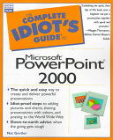 The Complete Idiot s Guide to Microsoft PowerPoint 2000