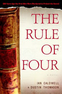 The Rule of Four Intelligent And Popular But Haunted By The Violent