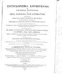 download ebook encyclopaedia londinensis, or, universal dictionary of arts, sciences, and literature pdf epub