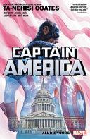 Captain America by Ta-Nehisi Coates Vol. 4