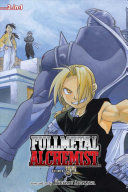 Fullmetal Alchemist  3 in 1 Edition   Vol  3