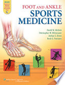 Foot and Ankle Sports Medicine