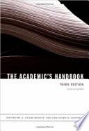 The Academic S Handbook book