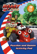Roary the Racing Car - Puzzles and Games Activity Pad