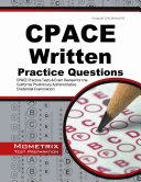 Cpace Written Practice Questions