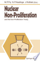 Nuclear Non Proliferation