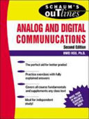 Schaum s Outline of Analog and Digital Communications