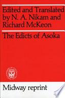 Edicts of Asoka