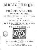 La bibliothèque des prédicateurs - troisième partie - Panégyriques des Saints, 4 volumes