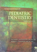 Fundamentals of Pediatric Dentistry