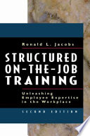 Structured On the Job Training