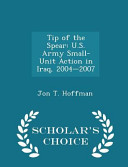 Tip Of The Spear : important, and is part of the...
