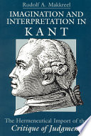Imagination and Interpretation in Kant