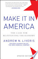 Make It In America  Updated Edition