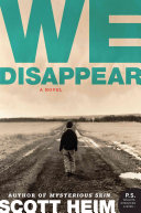 We Disappear book