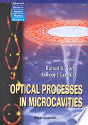 Optical Processes in Microcavities