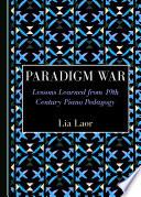 Paradigm War