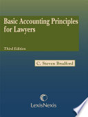 Basic Accounting Principles for Lawyers  With Present Value and Expected Value