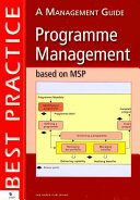 Programme Management Based on MSP
