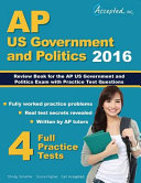 AP US Government and Politics 2016