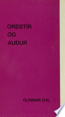 Orðstir og auður