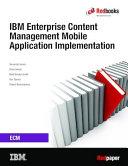 download ebook ibm enterprise content management mobile application implementation pdf epub