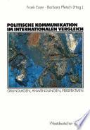 Politische Kommunikation im internationalen Vergleich