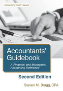 Accountants  Guidebook  Second Edition  A Financial and Managerial Accounting Reference