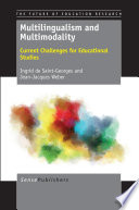 Multilingualism and Multimodality
