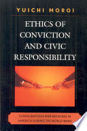 Ethics of Conviction and Civic Responsibility Pdf/ePub eBook
