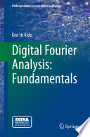 Digital Fourier Analysis  Fundamentals
