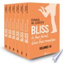 Bliss   Le faux journal d une vraie romantique  volumes 1    6