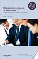 Mitarbeiterbeteiligung im Mittelstand
