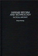Defense Reform and Technology